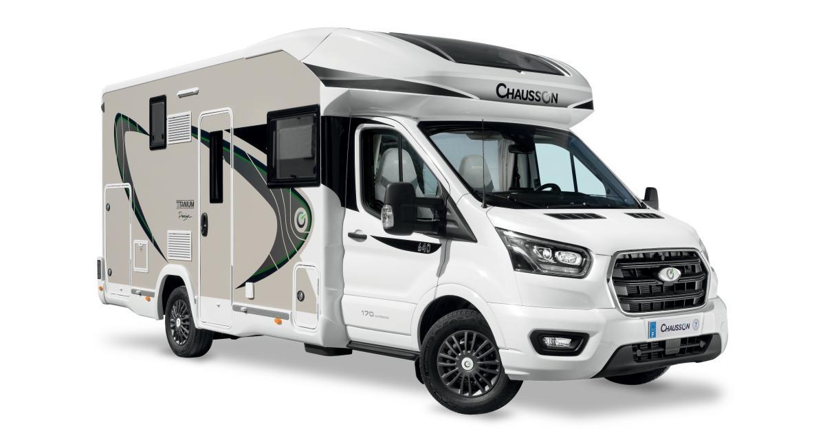 Chausson 640 : le camping-car profilé maître de l'espace