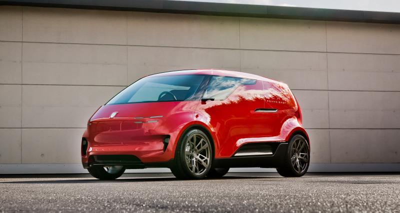 Porsche Unseen : trois concept-cars jamais dévoilés enfin en images