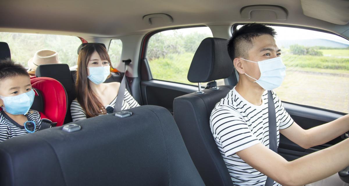 Attestation de déplacement en voiture : obligatoire même après le 1er décembre