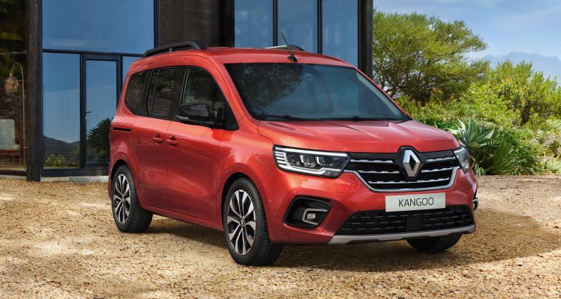 Renault Kangoo, BMW iX, Lego Ghostbuster : l'actu automobile de la semaine en vidéo
