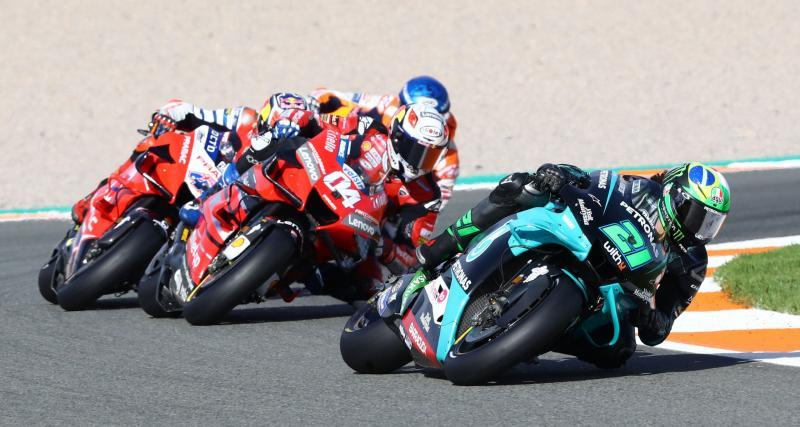 Qualifications du GP de Valence de MotoGP : à quelle heure et sur quelle chaîne TV ?