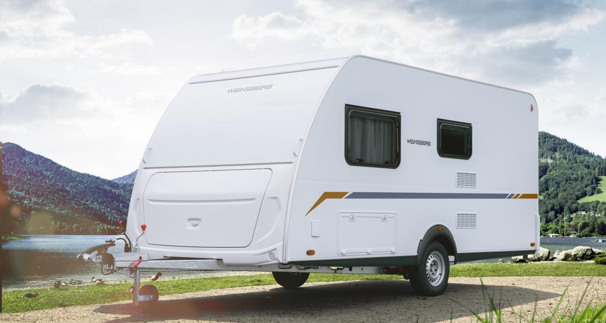 Weinsberg CaraCito : la caravane électrique à prix canon