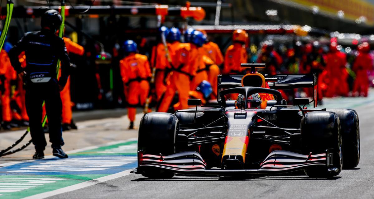 Grand Prix de Turquie de F1 : la grille de départ, Lance Stroll en pole position