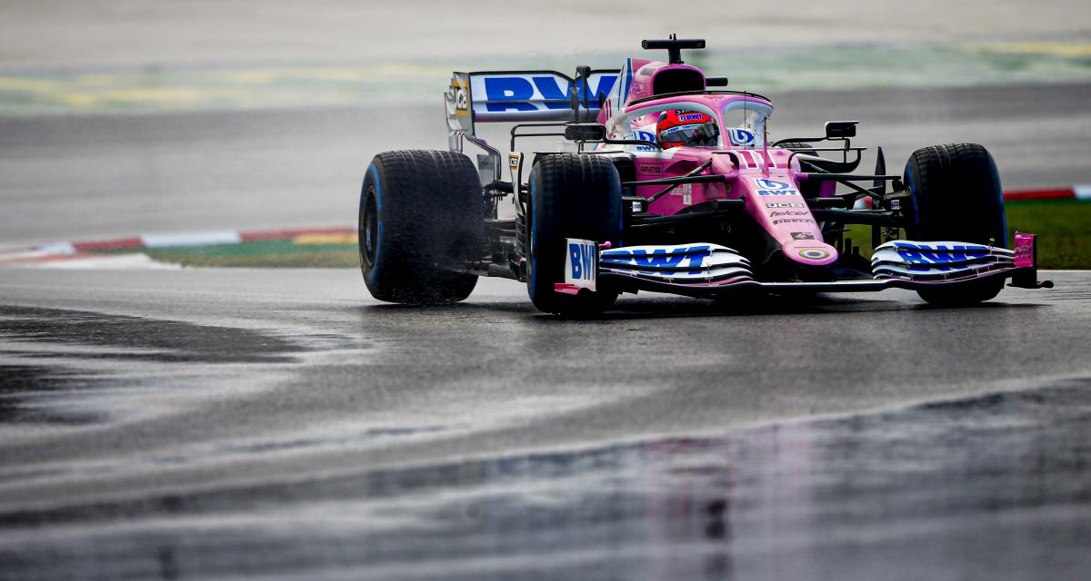 GP de Turquie de F1 : le départ en vidéo