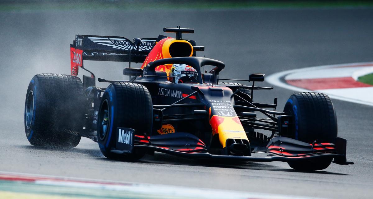 GP de Turquie de F1 : l'attaque ratée de Verstappen sur Perez en vidéo