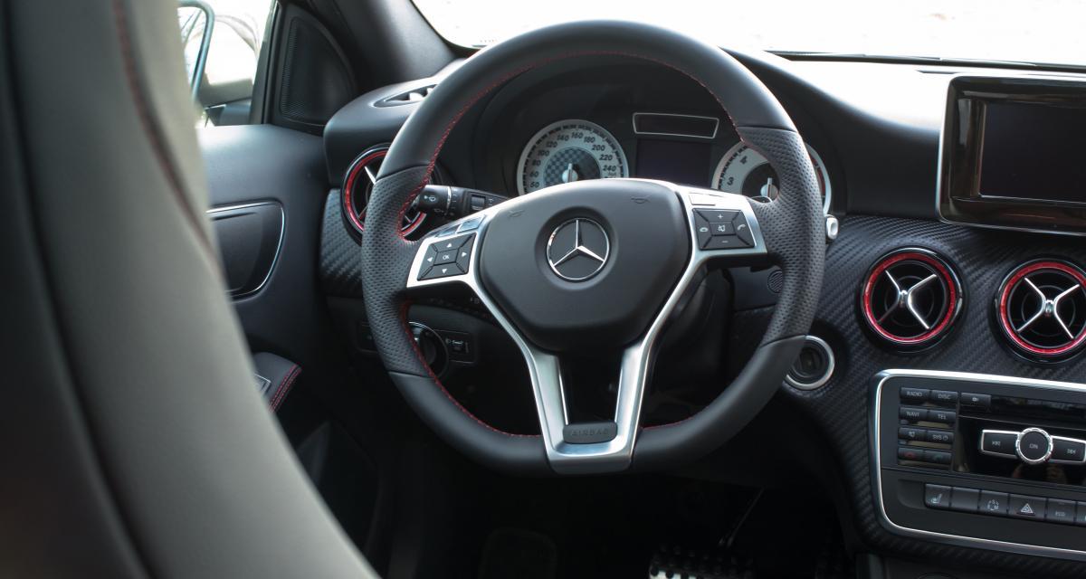Il fonce à 241 km/h en Mercedes A45 AMG : l'équipe rapide d'intervention fond sur le chauffard