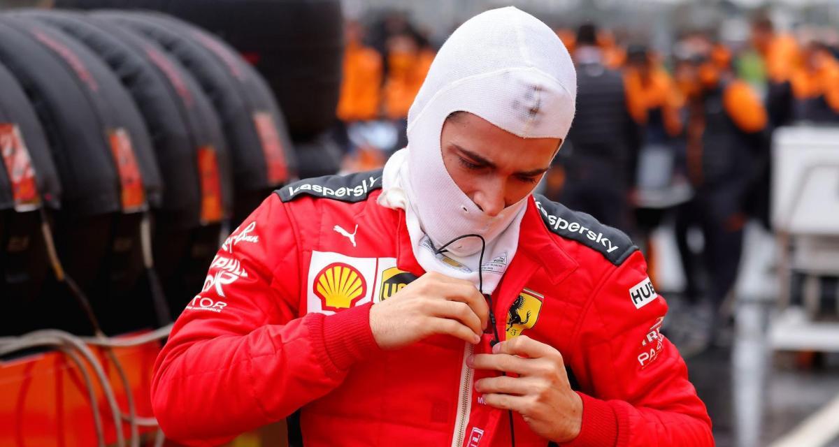 GP de Turquie : Charles Leclerc dépassé dans le dernier tour, il laisse exploser sa colère (vidéo)