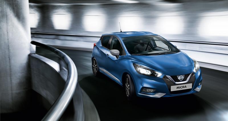 Nissan Micra : légères mises à jour pour le millésime 2021