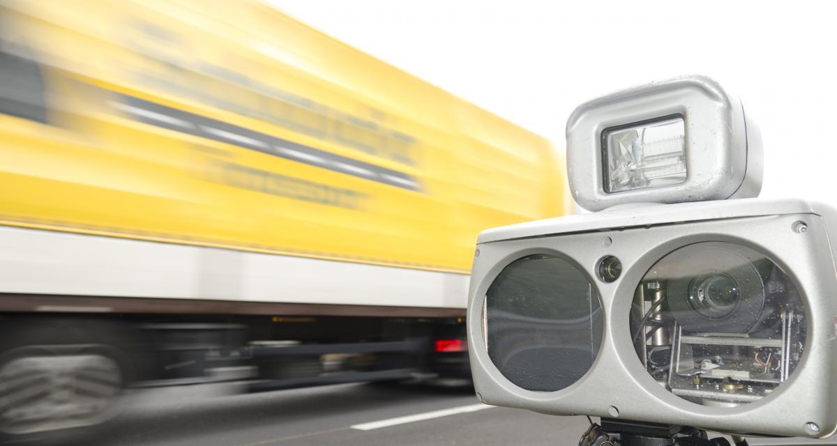 Contrôlé à 229 km/h dans la Drôme, il allait chercher son camion à pizzas