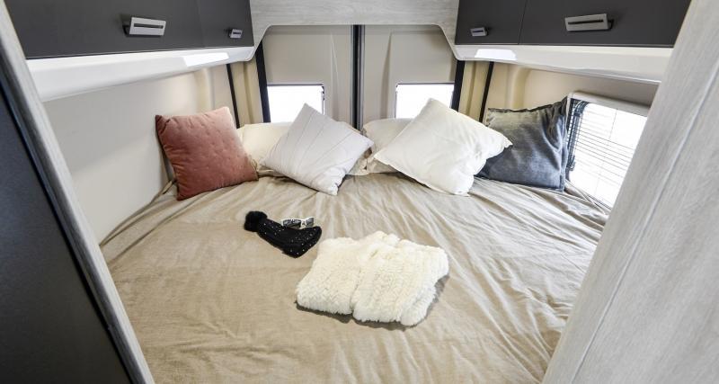 Un lit géant