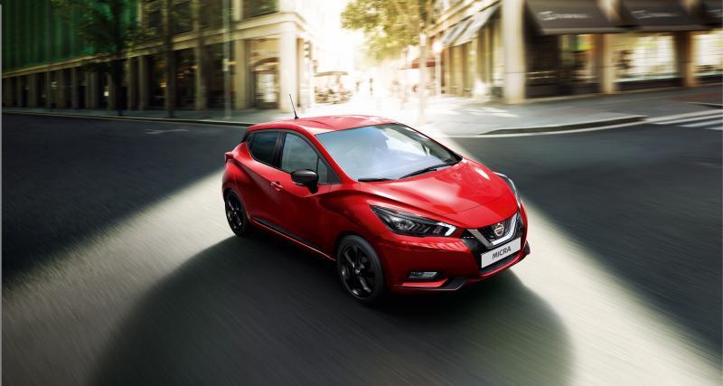 Nouvelle Nissan Micra (2021) : les prix du restylage