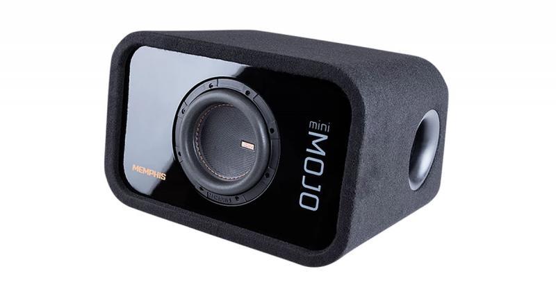 Memphis Car Audio présente un caisson de grave puissant et élégant