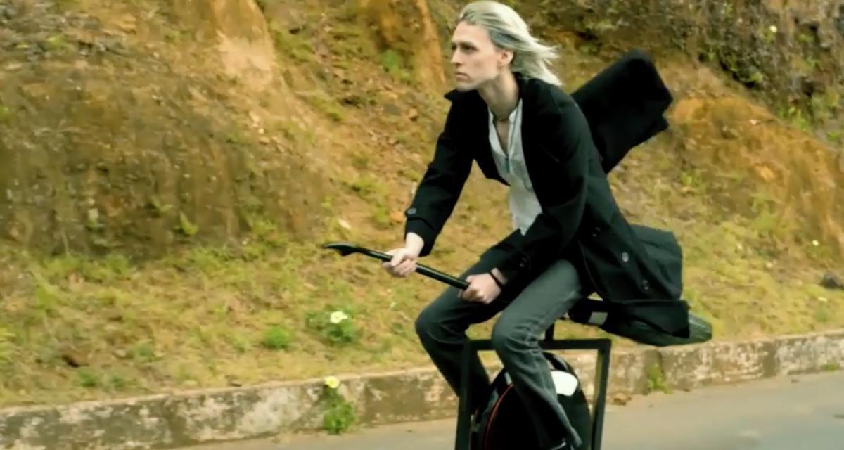 Tous les Potterheads vont tomber amoureux de ce balai motorisé (vidéo)