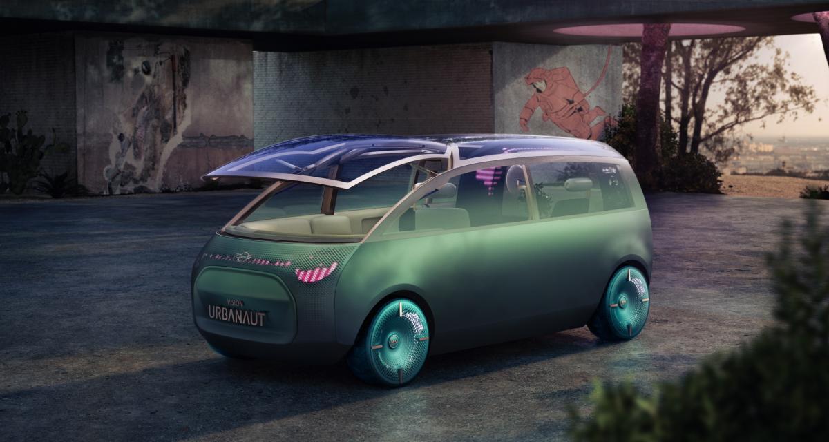Toyota, concept Mini, The Rock : le récap' auto du 17 novembre