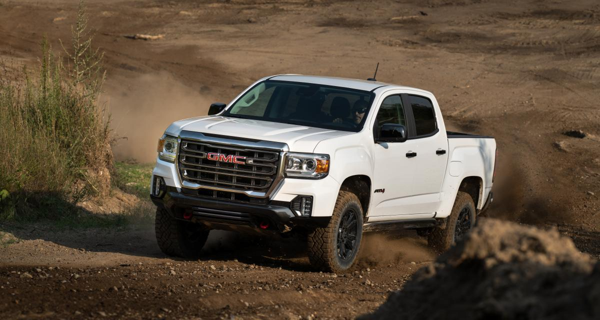 GMC Canyon AT4 Off-Road Performance Edition : tout est dit !