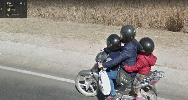 9. Qui a besoin d'un monospace quand on a un scooter ?