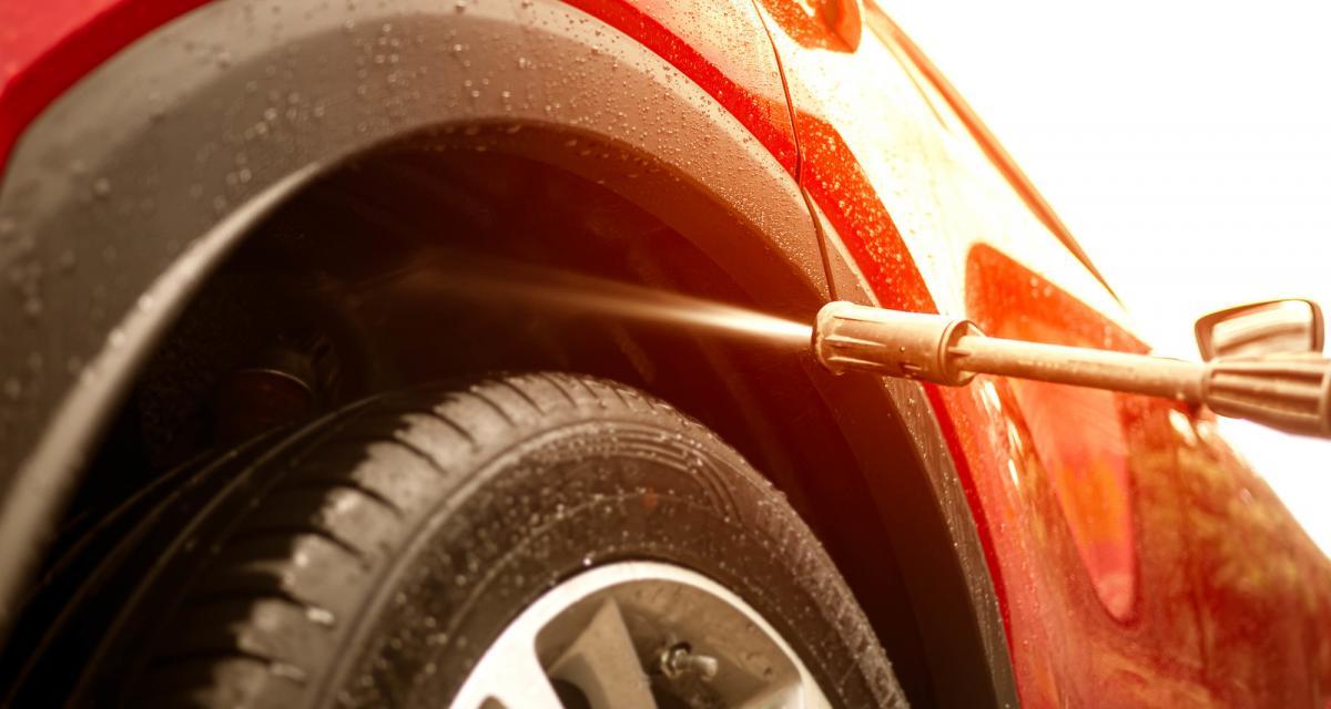 Lavage de ma voiture : 3 conseils pour nettoyer les passages de roue