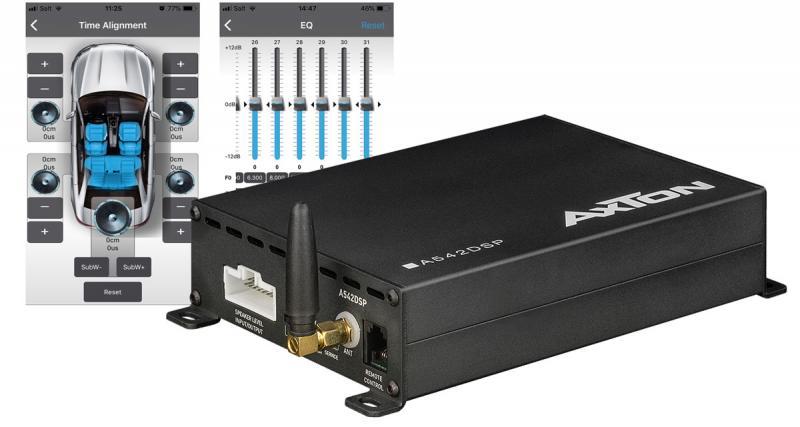 Axton dévoile un nouvel ampli DSP avec audio streaming à un prix canon