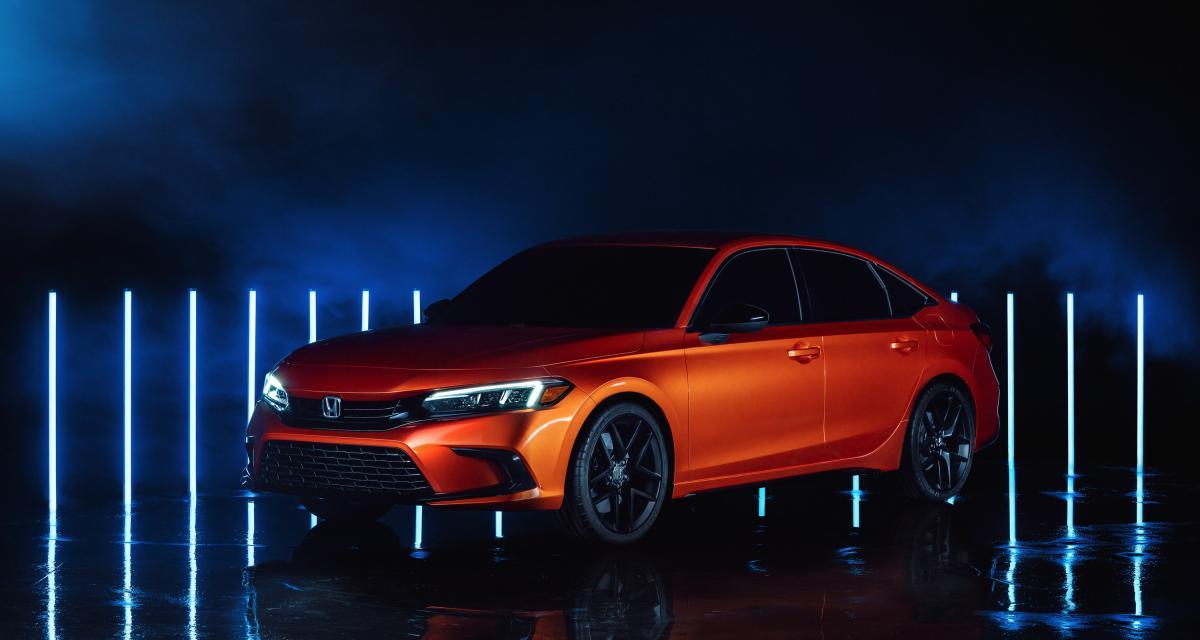 Nouvelle Honda Civic, show-car Renault, camping-car BMW : le récap de l'actu auto du 18 novembre