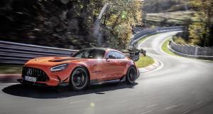 La Mercedes-AMG GT Black Series s'offre nouvelle couronne sur le Nürburgring