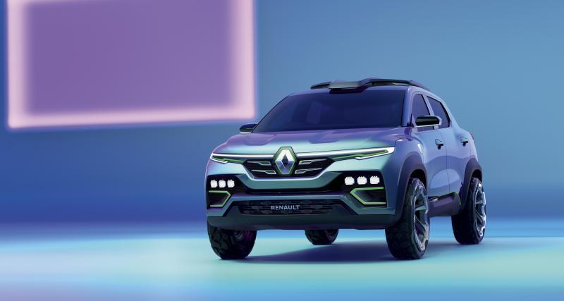 Nouveau Renault Kiger : l'ambitieux petit SUV en 4 points