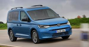 Volkswagen Caddy (2021) : l'utilitaire allemand en forte progression