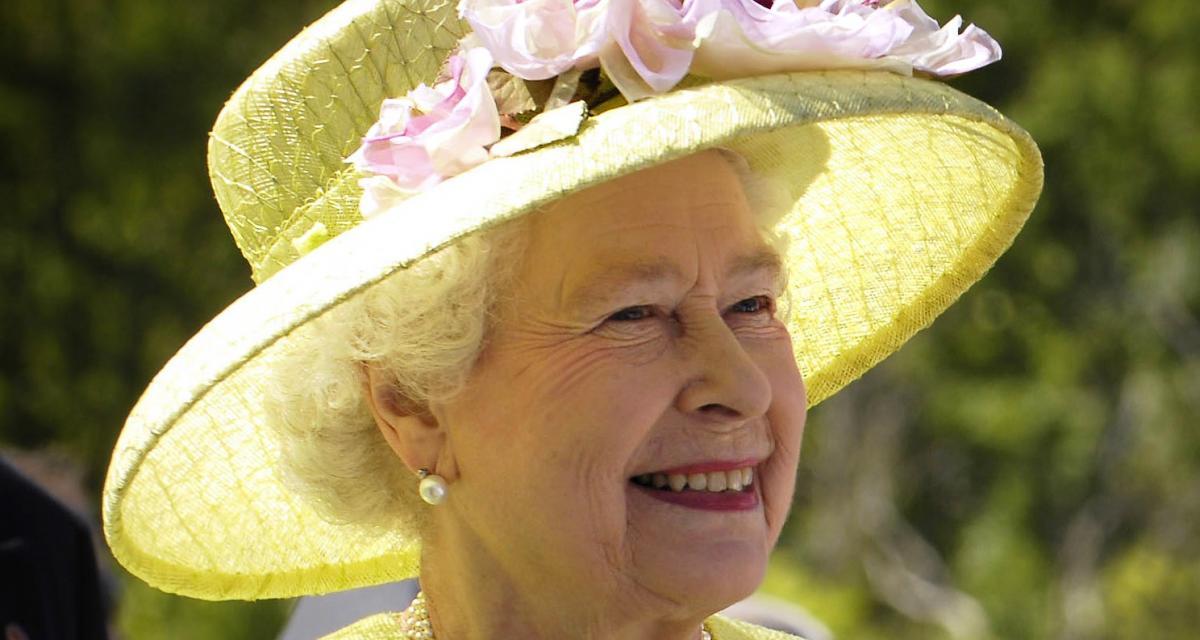 Dans le garage de la famille royale britannique, un garage à l'accent british