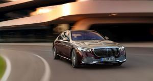 Mercedes-Maybach Classe S : Nestor, ouvrez-moi la portière !