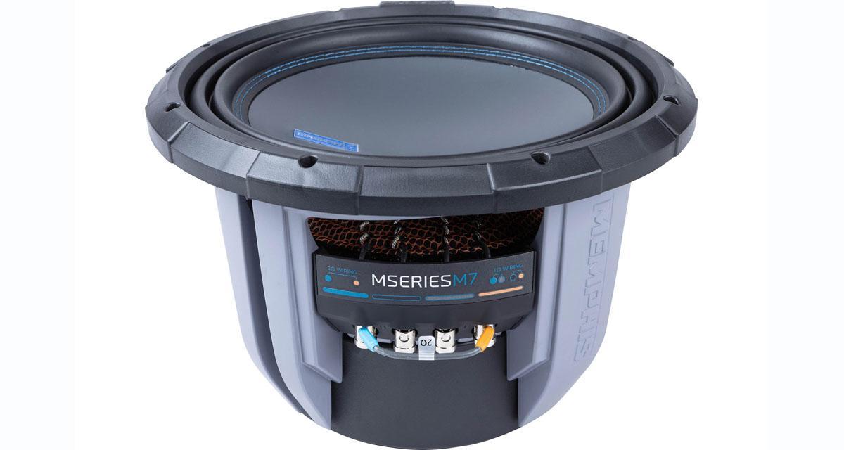 Memphis Audio dévoile ses nouveaux subwoofers M7 pour les passionnés de SPL