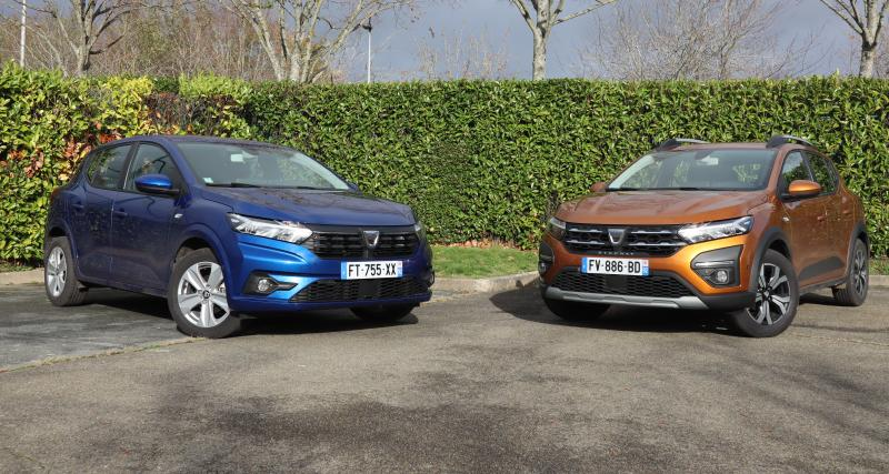 Dacia Sandero : les images de notre essai de la troisième génération de la citadine low-cost