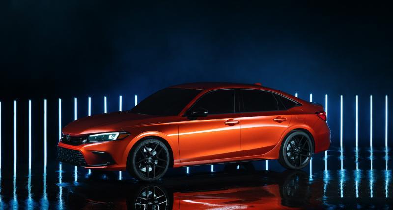 Nouvelle Honda Civic, concept Mini, pick-up GMC… l'actu auto de la semaine en vidéo