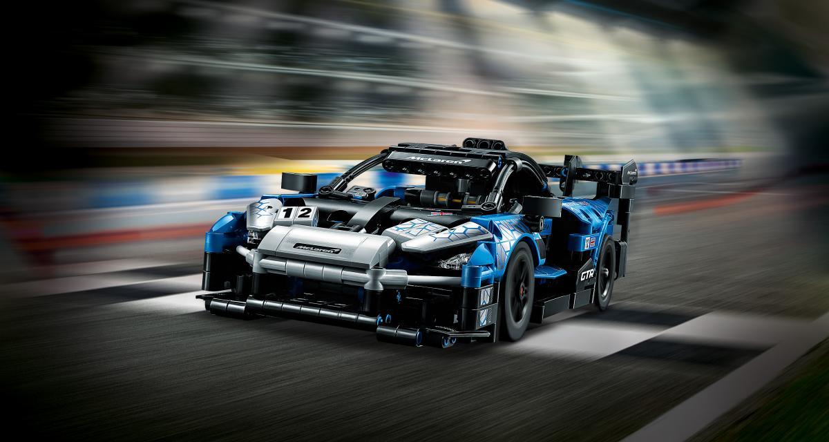 McLaren en Lego, essai Dacia Sandero et une Pagani en vrac : le récap' de l'actu auto du 20 novembre