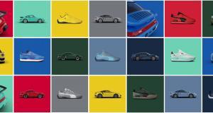 Porsche et Puma s'associent pour une collection basée sur la 911 Turbo