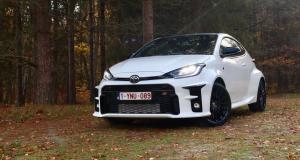 Essai de la Toyota GR Yaris : gros coup de sang pour la petite japonaise