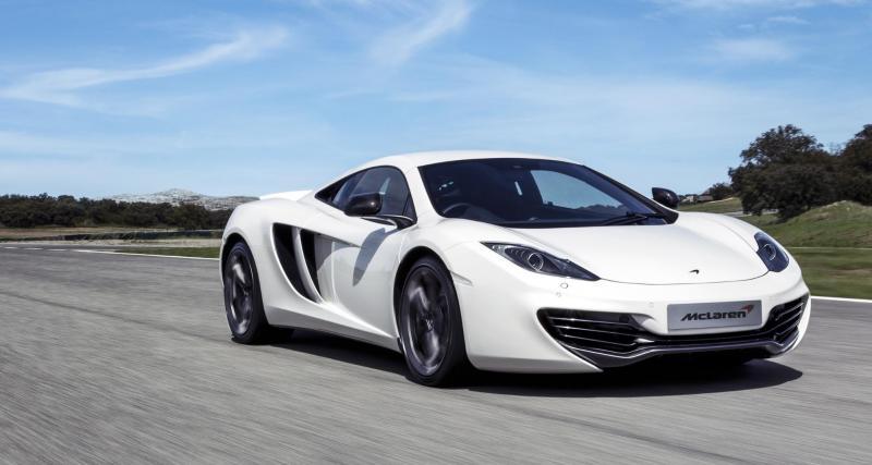 Quel est selon vous le modèle le plus marquant chez McLaren ? Pourquoi ?
