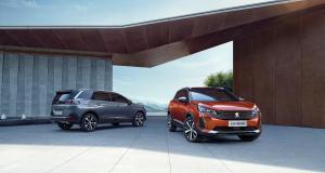 Les Peugeot 4008 et 5008 restylés accompagnent la nouvelle 508 L PHEV en Chine