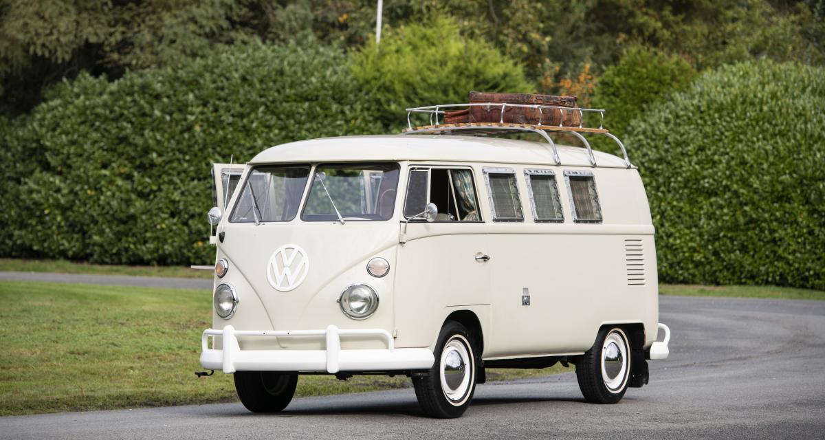 Volkswagen T1 Camper Westfalia : et si vous rouliez dans un mythe ?