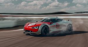 """Toyota 2000 GT """"Hommage"""" : renaissance virtuelle pour la la sportive japonaise"""
