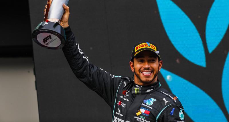 Dans le garage de Lewis Hamilton : six voitures pour un champion hors normes