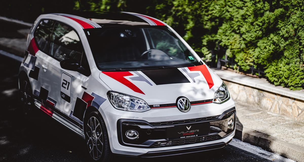 Volkswagen Up! GTI by Vilner : préparation discrète pour bombinette