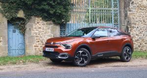 Essai nouvelle Citroën C4 : nos photos de la compacte française décalée