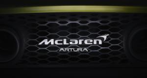 La nouvelle McLaren hybride s'appellera Artura !