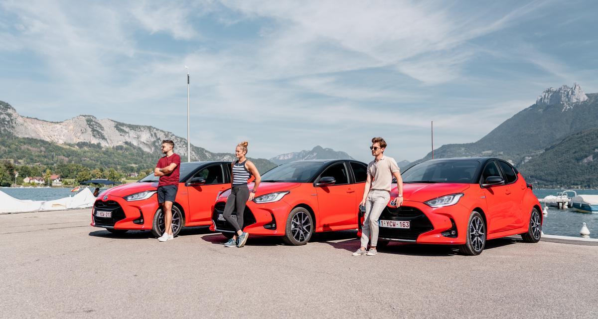 Nouvelle Toyota Yaris : place à l'essai de la citadine !
