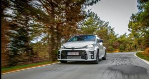 Très belle performance de la nouvelle Toyota Yaris GR sur le Nürburgring (vidéo)