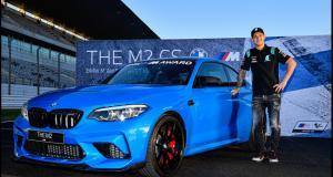 Fabio Quartararo remporte une BMW M2, il va l'offrir à son père