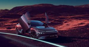 Xpeng P7 Wing : la concurrente chinoise de la Tesla Model S en mode supercar des eighties