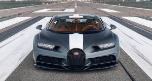 Bugatti Chiron Sport « Les légendes du ciel » : une étoile filante limitée à 20 exemplaires