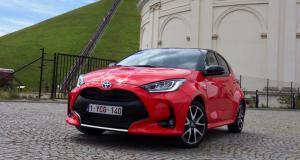 La nouvelle Toyota Yaris reçoit le prix Safetybest 2020