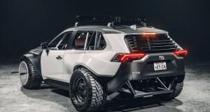 Toyota Rav4 Rally Car Concept : prêt pour la compétition, ou l'apocalypse ?