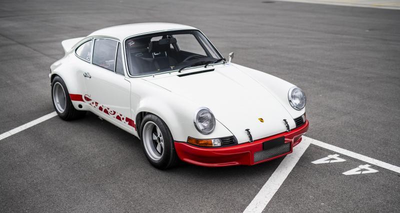 Porsche 911 Carrera RSR 2.8 : la plus désirable de toutes ?